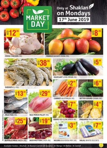 Shaklan Market Shaklan Market Day Special Deals