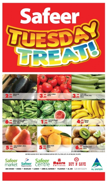Safeer Market Safeer Tuesday Treat Offers