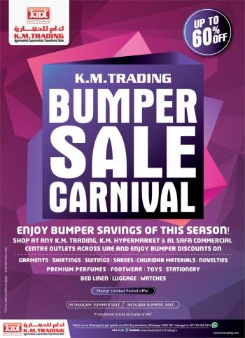 K M Trading K M Trading Bumper Sale Carnival