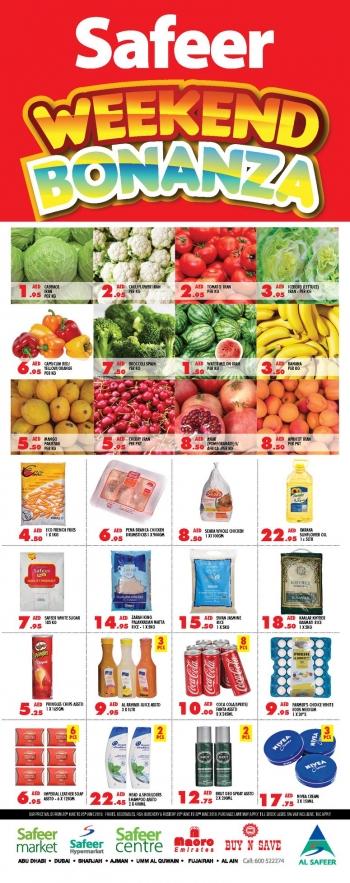 Safeer Market Safeer Market Weekend Bonanza Offers