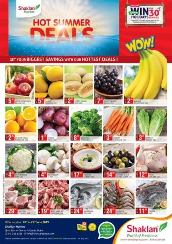 Shaklan Market Shaklan Market Hot Summer Deals