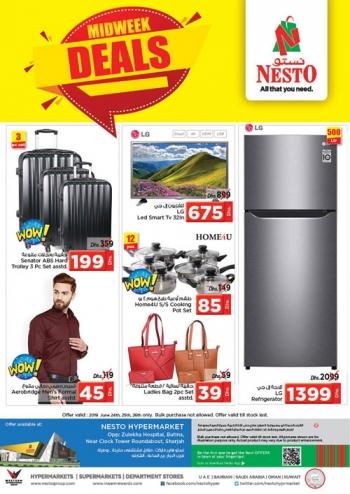 Nesto Nesto Hypermarket Midweek Deals @ Butina