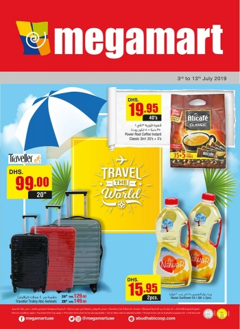 Megamart Megamart Travel The World Deals