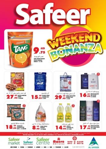 Safeer Market Safeer Hypermarket Weekend Bonanza Offers