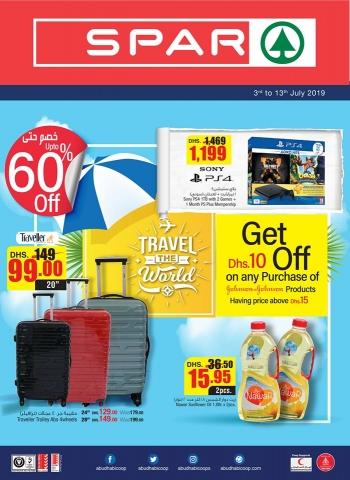 SPAR SPAR Travel The World Deals