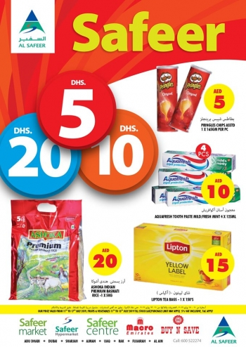 Safeer Market Safeer Hypermarket Exclusive Offers