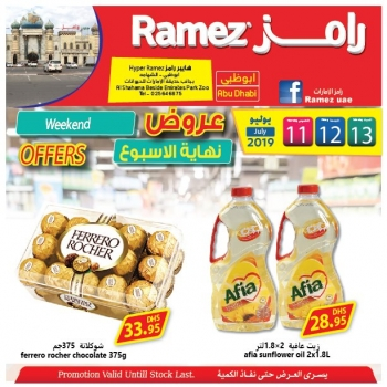 Ramez Ramez Weekend Deals