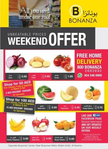 Bonanza Hypermarket Bonanza Hypermarket Weekend Offers