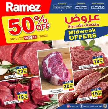 Ramez Ramez 50% Off Midweek Offers