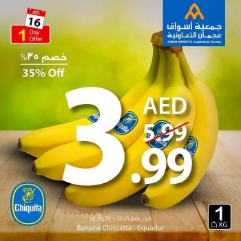 Ajman Markets Co-op Society Ajman Markets Co-op Society One Day Offer 16 July