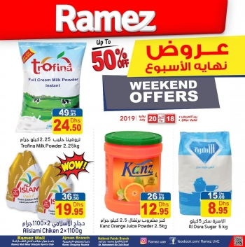 Ramez Ramez Up to 50% Off Weekend Offers