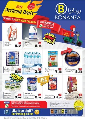 Bonanza Hypermarket Bonanza Hypermarket Hot Weekend Deals