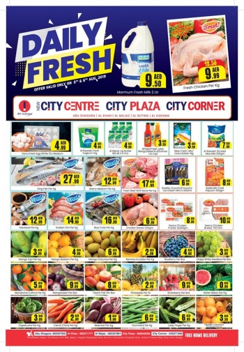 City Centre Supermarket City Centre Supermarket Daily Fresh Offers