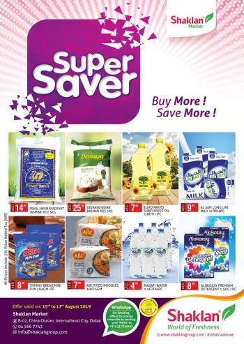 Shaklan Market Shaklan Market Weekly Super Saver