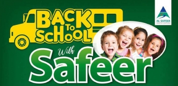 Safeer Market Safeer Market Back To School Promotion