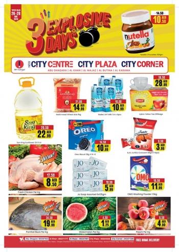 City Centre Supermarket City Centre Supermarket Explosive 3 Days Deals