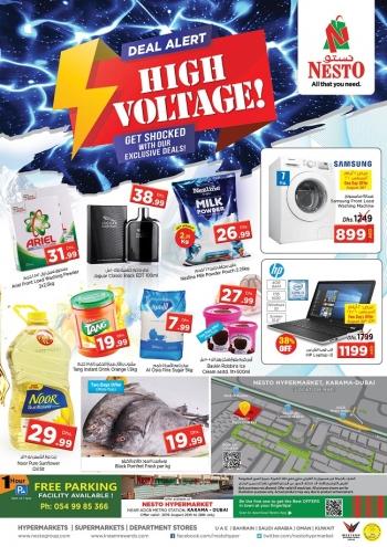 Nesto Nesto Karama High Voltage Deals