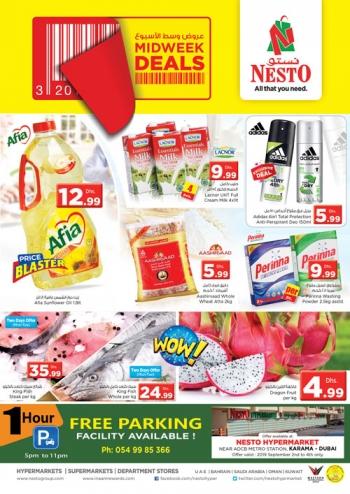 Nesto Nesto Karama Midweek Deals