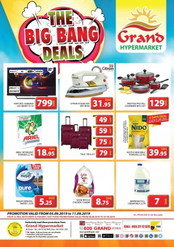 Grand Hypermarket Grand Hypermarket Big Bang Deals