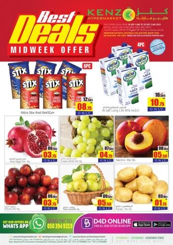 Kenz Kenz Midweek Best Offers