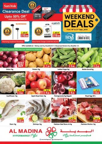 Al Madina Hypermarket Al Madina Hypermarket Abu Dhabi Weekend Deals