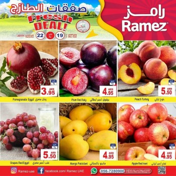Ramez Ramez Weekend Fresh Deals