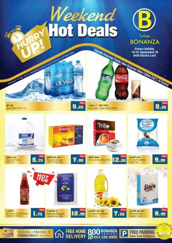 Bonanza Hypermarket Bonanza Hypermarket Weekend Hot Deals