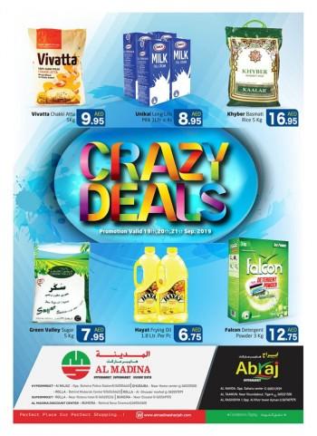 Al Madina Hypermarket Al Madina Hypermarket Sharjah Crazy Deals