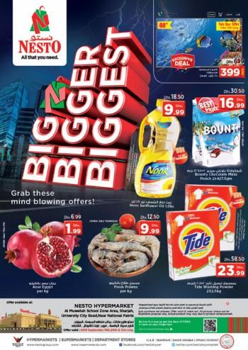 Nesto Nesto Muweilah Weekend Grabs Offers