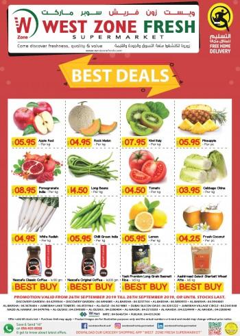 West Zone Fresh Supermarket West Zone Fresh Supermarket Best Deals