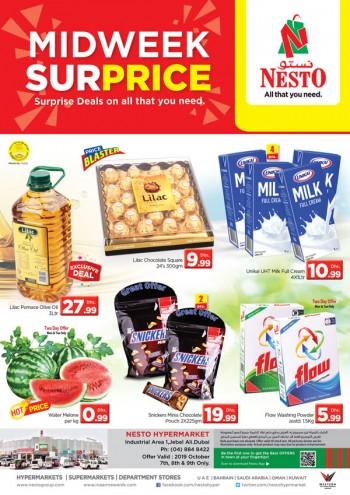 Nesto Nesto Jebel Ali Midweek Surprice Offers