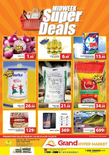 Grand Hypermarket Grand Hypermarket Midweek Super Deals