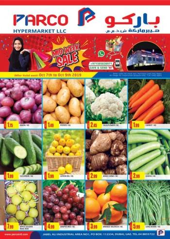 PARCO Hypermarket Parco Hypermarket Midweek Sale Offers