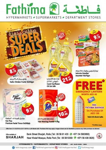 Fathima Fathima Sharjah Weekend Super Deals