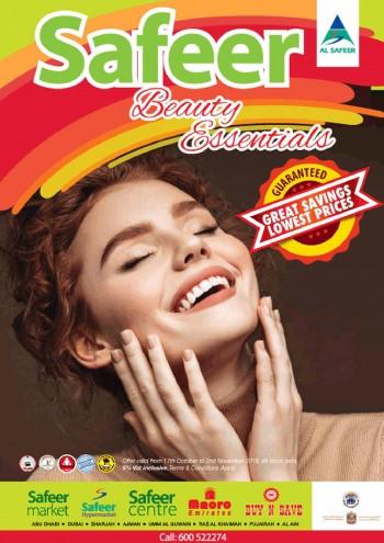 Safeer Market Safeer Hypermarket Beauty Essentials Offers