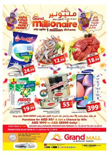 Grand Hypermarket Grand Mall Big Week Offers