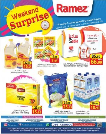 Ramez Ramez Weekend Surprise Offers