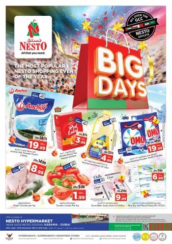 Nesto Nesto Karama Big Days Offers