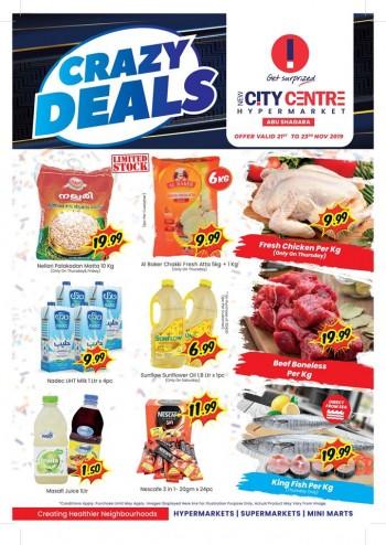 City Centre Supermarket New City Centre Hypermarket Crazy Deals