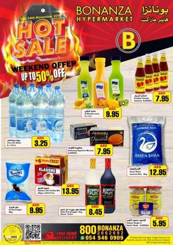 Bonanza Hypermarket Bonanza Hypermarket Weekend Hot Sale Offers