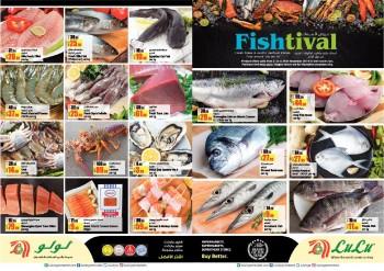 Lulu Lulu Hypermarket Fish Festival Offers