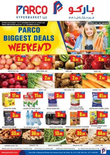 PARCO Hypermarket Parco Hypermarket Abu Dhabi Biggest Deals