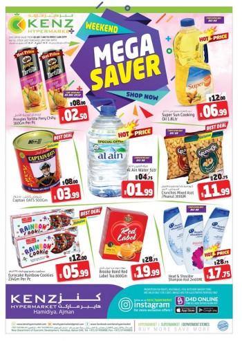 Kenz Kenz Hypermarket Weekend Mega Savers Offers