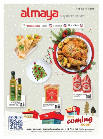 Al Maya Supermarket Festive Offers