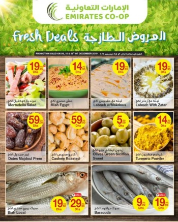 Emirates Co-operative Society Emirates Co-op Fresh Deals