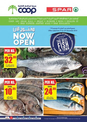 SPAR Spar The Best Fish Offers