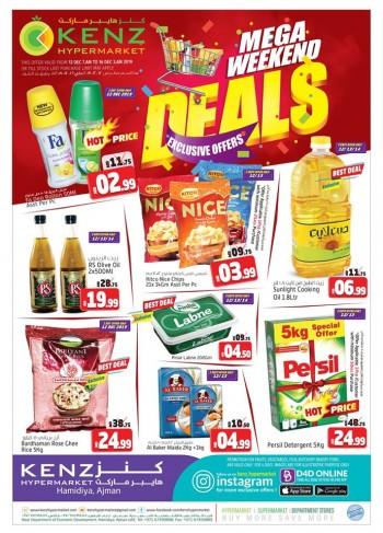 Kenz Kenz Hypermarket Mega Weekend Deals