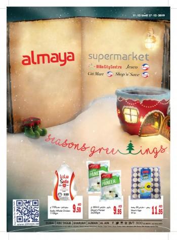 Al Maya Al Maya Supermarket Seasons Greeting Offers