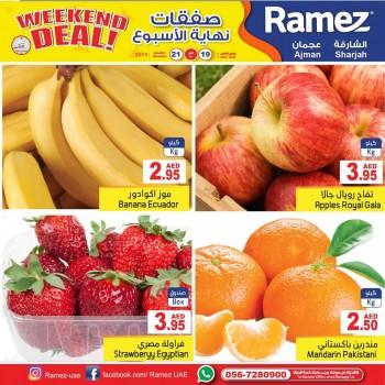 Ramez Ramez Ajman & Sharjah Weekend Deals