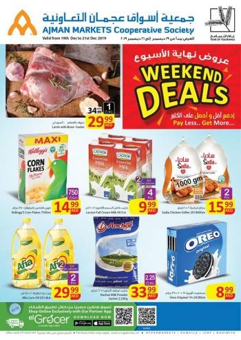 Ajman Markets Co-op Society Ajman Markets Co-op Great Weekend Deals